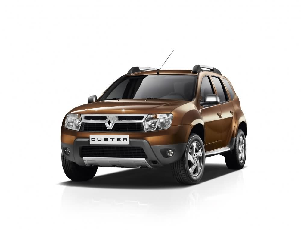 Renault Duster 1.6 2011 photo - 10
