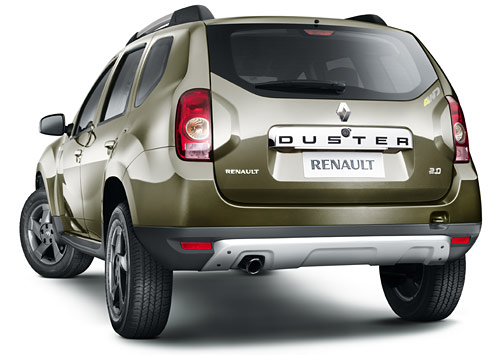 Renault Duster 1.6 2011 photo - 11