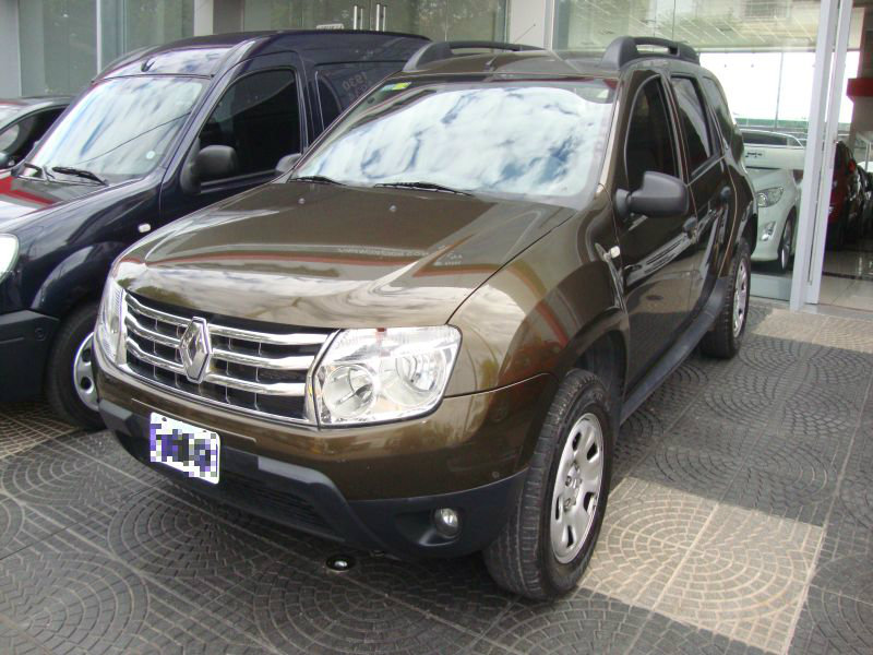 Renault Duster 1.6 2011 photo - 12
