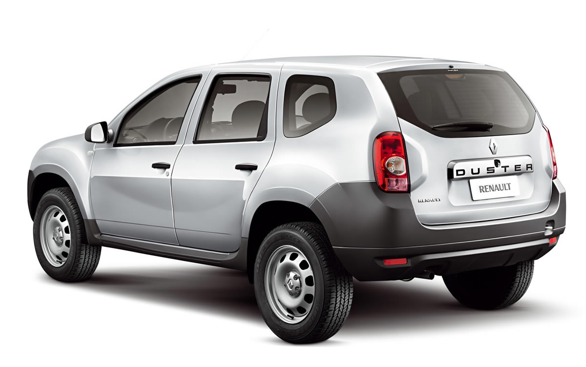 Renault Duster 1.6 2011 photo - 3