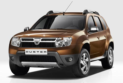 Renault Duster 1.6 2011 photo - 4
