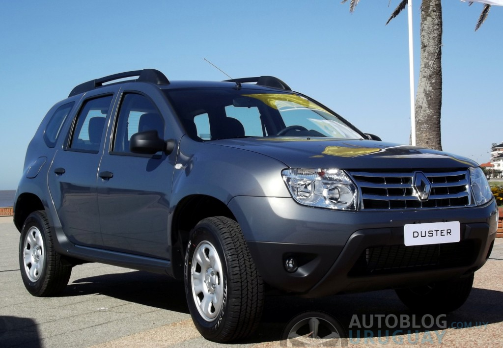 Renault Duster 1.6 2011 photo - 6