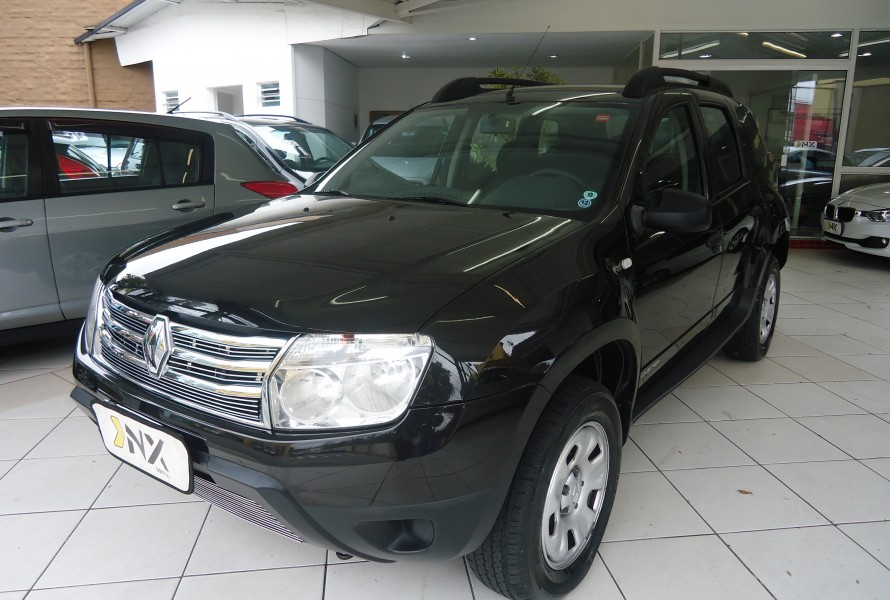 Renault Duster 1.6 2011 photo - 9