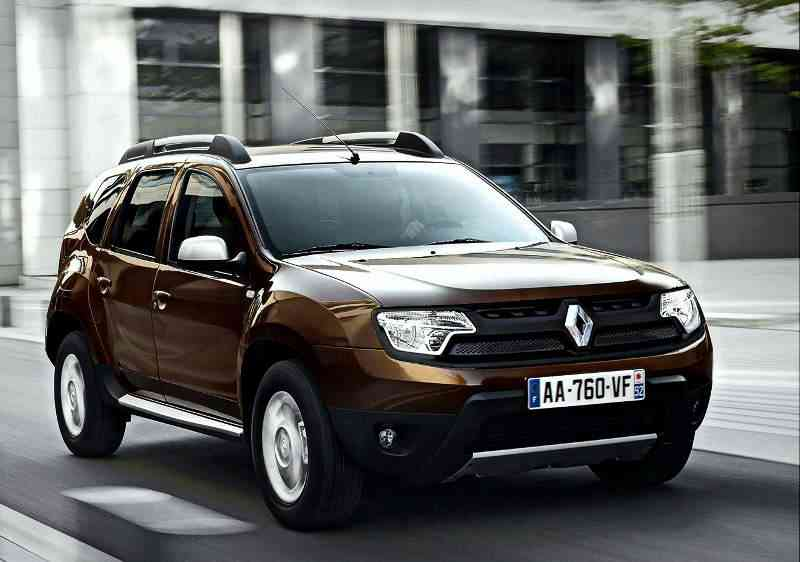 Renault Duster 2.0 2014 photo - 1