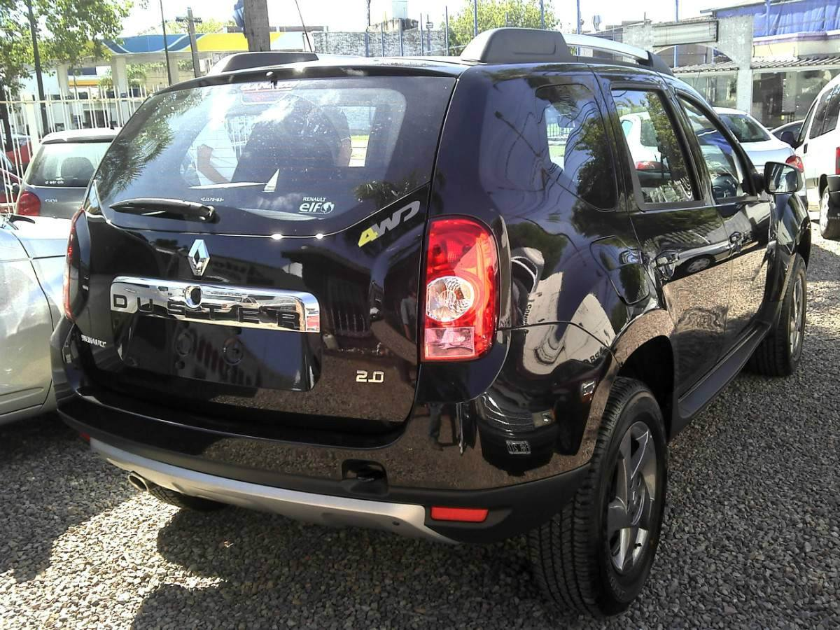 Renault Duster 2.0 2014 photo - 4