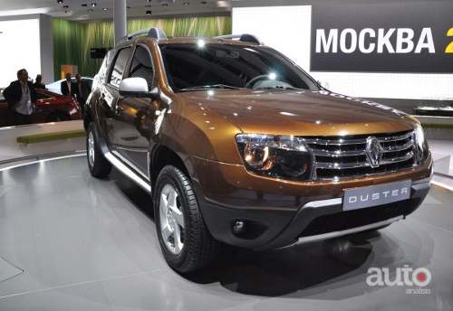 Renault Duster 2.0 2014 photo - 5