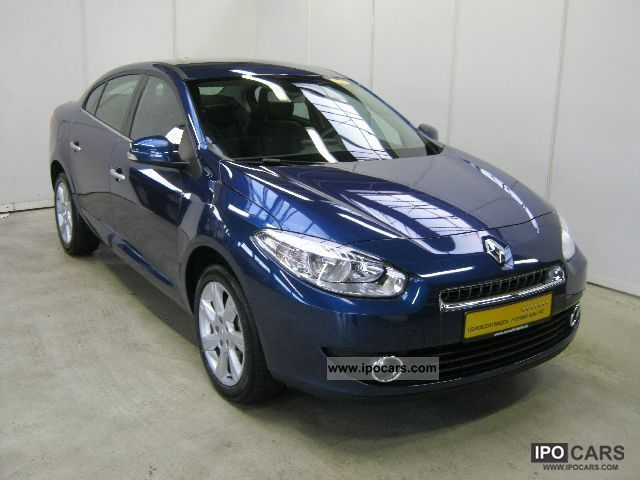 Renault Fluence 1.6 2010 photo - 1