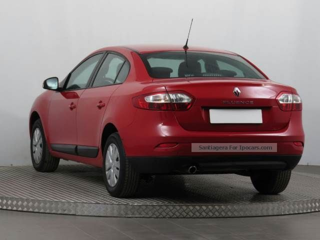 Renault Fluence 1.6 2010 photo - 5