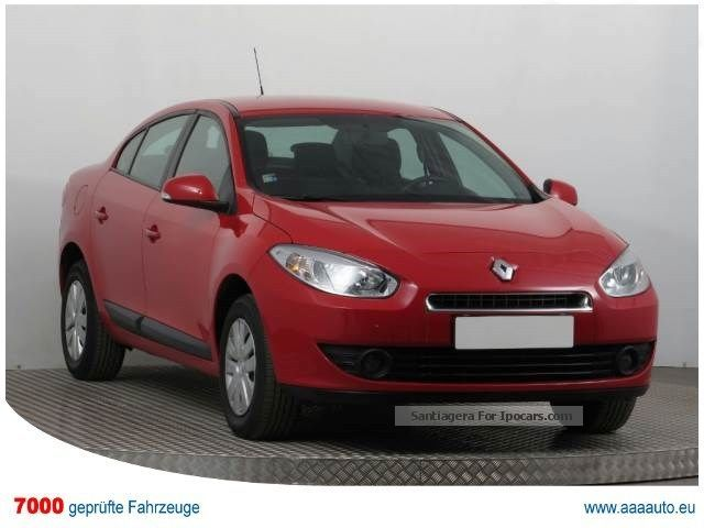 Renault Fluence 1.6 2010 photo - 6
