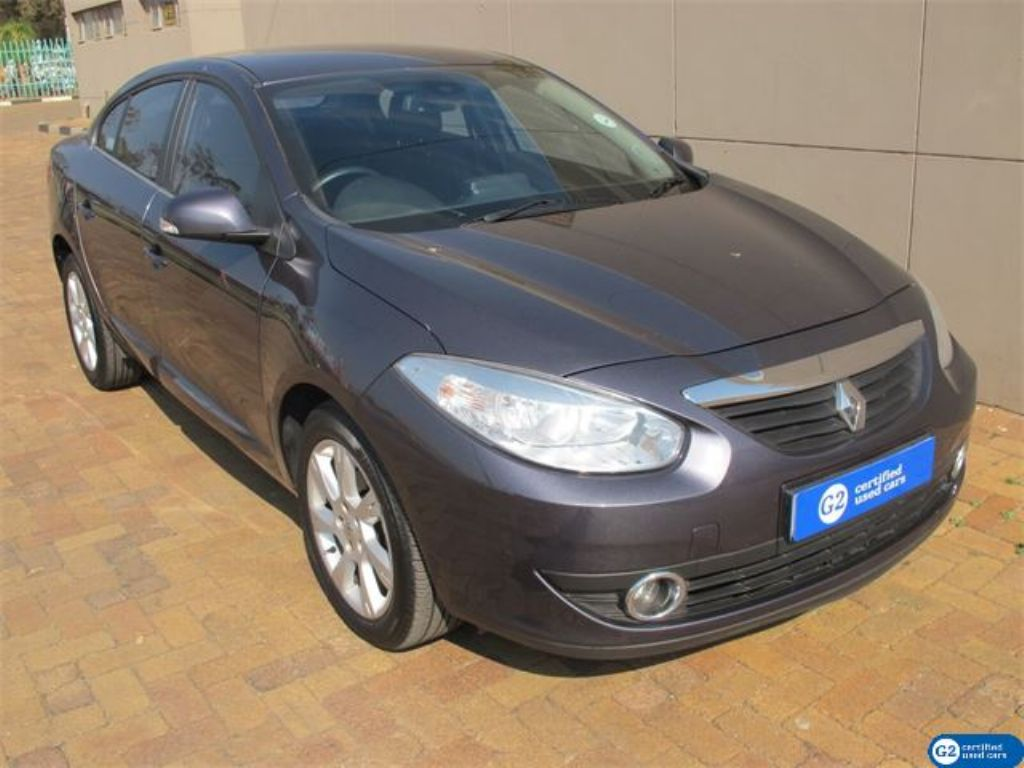 Renault Fluence 2.0 2008 photo - 2