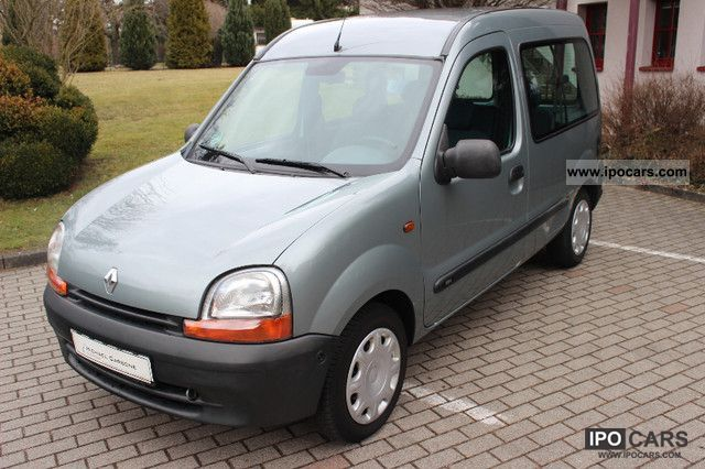 Renault Kangoo 1.2 1998 photo - 11