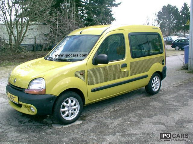 Renault Kangoo 1.2 1998 photo - 3