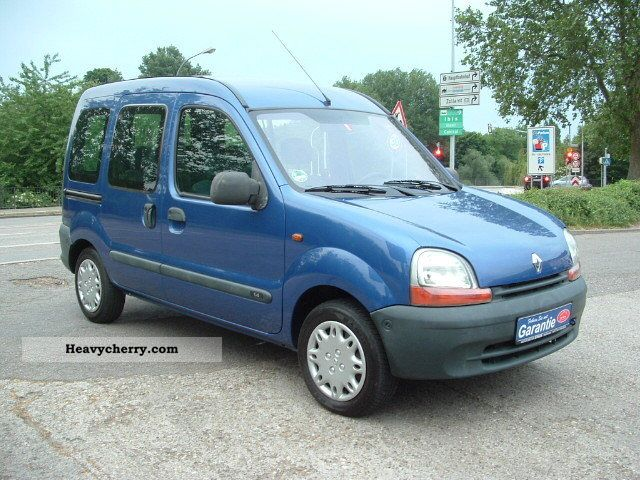 Renault Kangoo 1.2 1998 photo - 5