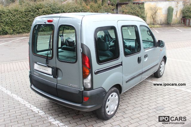 Renault Kangoo 1.2 1998 photo - 6