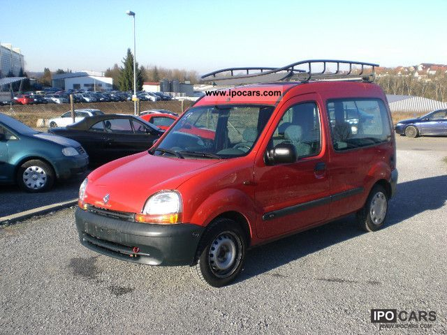 Renault Kangoo 1.2 1998 photo - 7