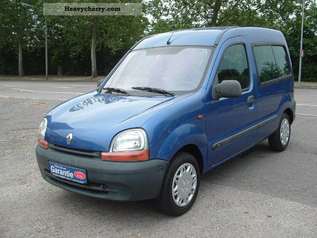 Renault Kangoo 1.2 1998 photo - 9