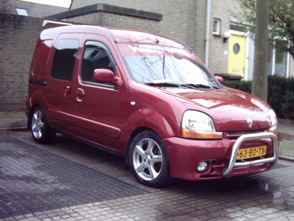 Renault Kangoo 1.4 1984 photo - 12