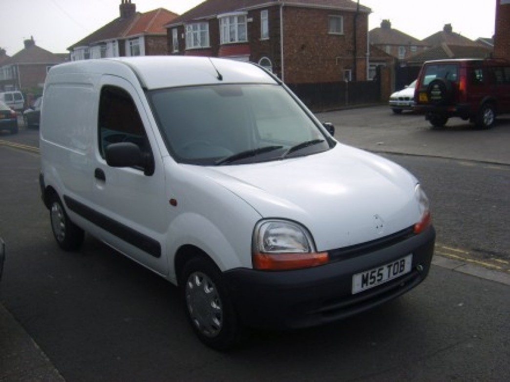Renault Kangoo 1.4 1984 photo - 3