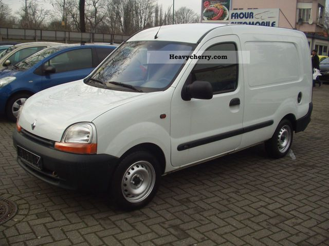 Renault Kangoo 1.4 1987 photo - 2