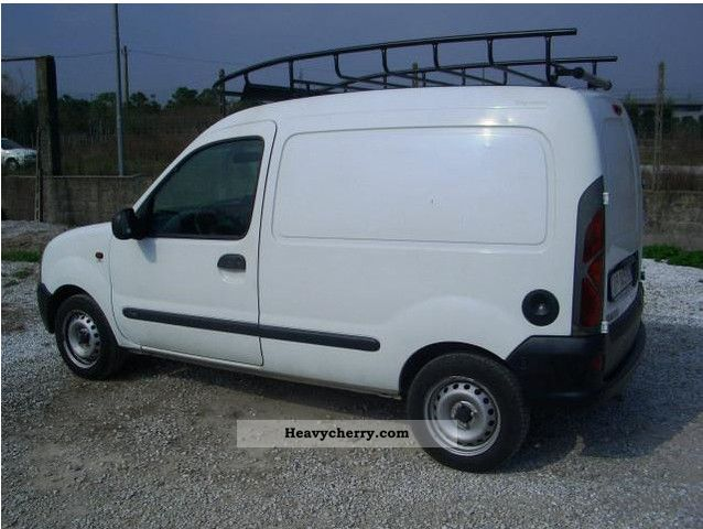 Renault Kangoo 1.4 1987 photo - 4