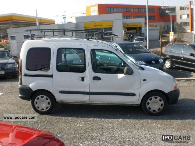 Renault Kangoo 1.4 1987 photo - 6