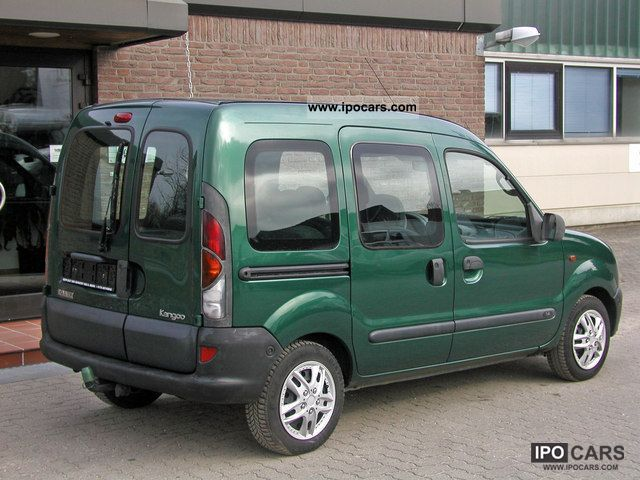Renault Kangoo 1.4 1987 photo - 7