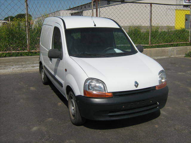Renault Kangoo 1.4 1987 photo - 8