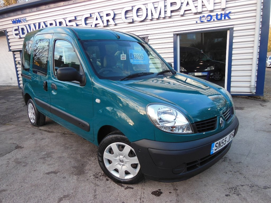 Renault Kangoo 1.5 2006 photo - 1