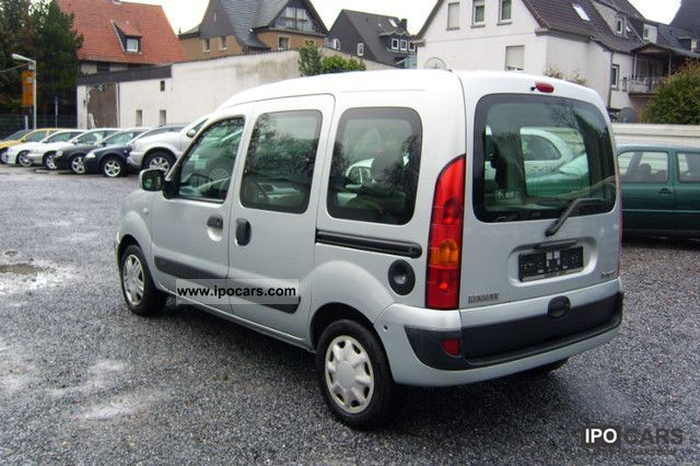 Renault Kangoo 1.5 2006 photo - 12