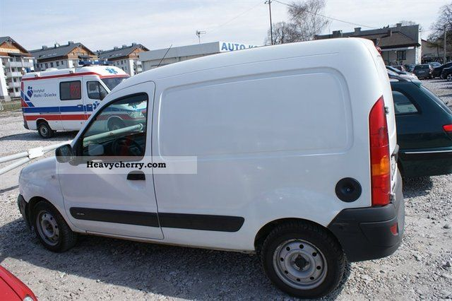 Renault Kangoo 1.5 2006 photo - 2