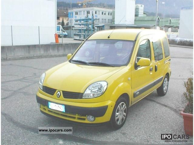 Renault Kangoo 1.5 2006 photo - 3