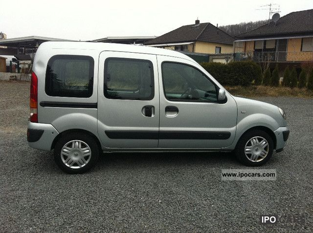 Renault Kangoo 1.5 2006 photo - 6