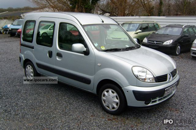 Renault Kangoo 1.5 2006 photo - 8