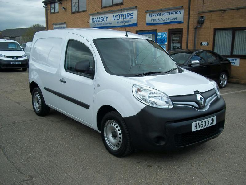Renault Kangoo 1.5 2014 photo - 10