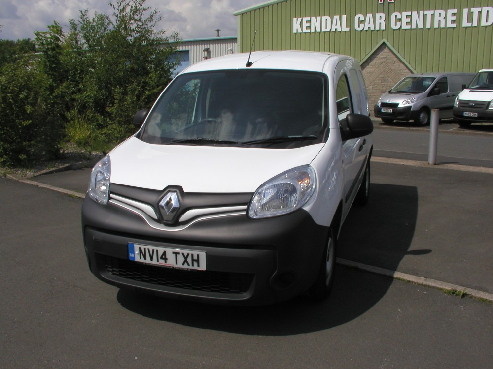 Renault Kangoo 1.5 2014 photo - 2