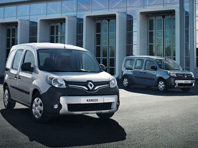Renault Kangoo 1.5 2014 photo - 5
