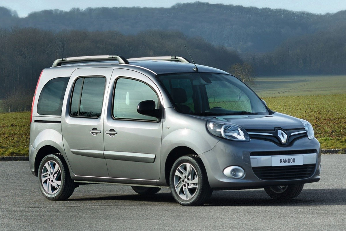Renault Kangoo 1.5 2014 photo - 8
