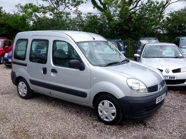 Renault Kangoo 1.6 2006 photo - 1