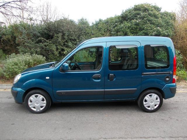 Renault Kangoo 1.6 2006 photo - 10