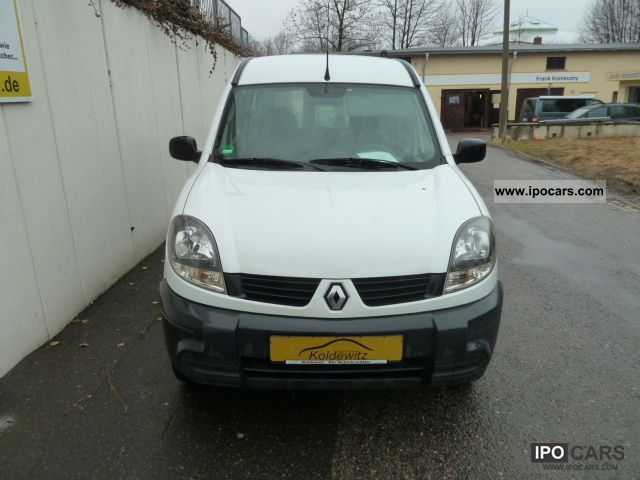 Renault Kangoo 1.6 2006 photo - 12