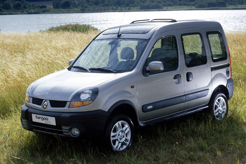Renault Kangoo 1.6 2006 photo - 2