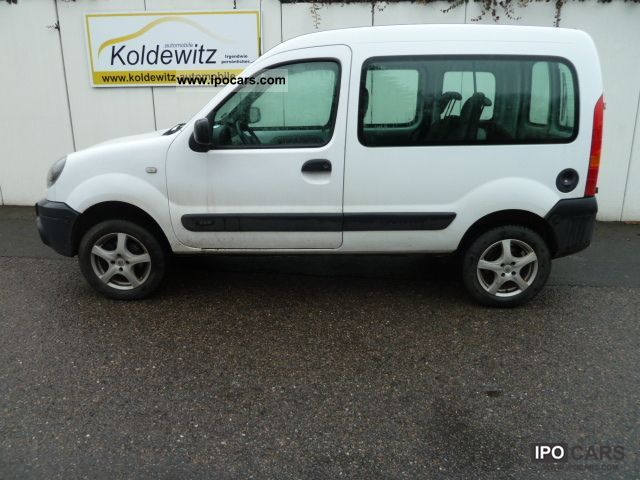Renault Kangoo 1.6 2006 photo - 6
