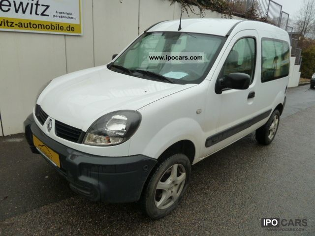Renault Kangoo 1.6 2006 photo - 8