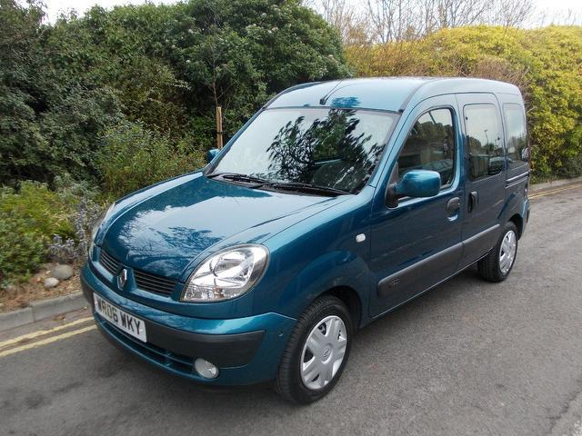 Renault Kangoo 1.6 2006 photo - 9