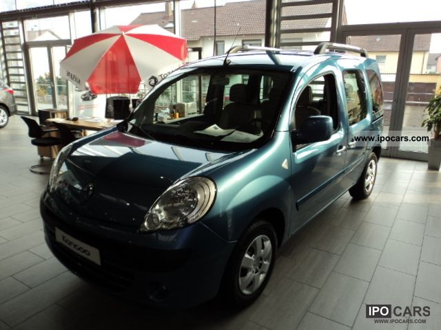 Renault Kangoo 1.6 2011 photo - 11