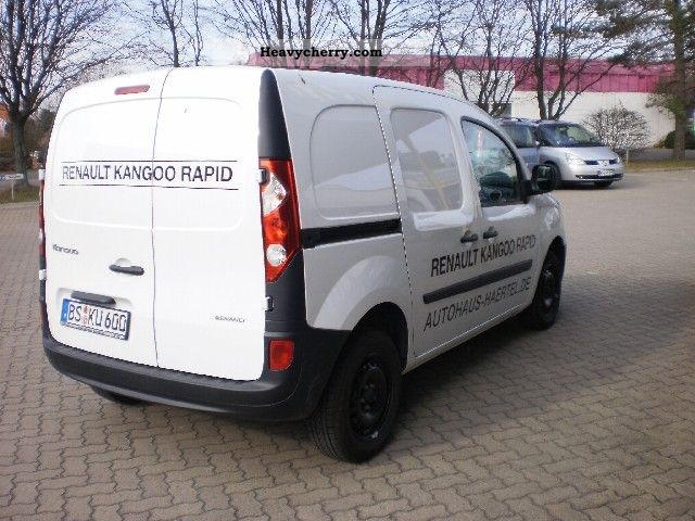 Renault Kangoo 1.6 2011 photo - 12