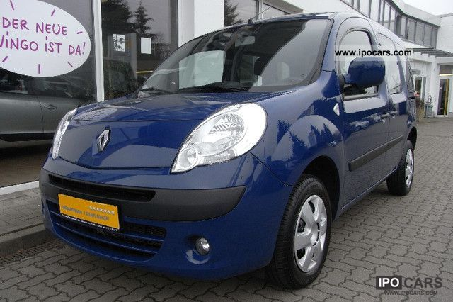 Renault Kangoo 1.6 2011 photo - 2