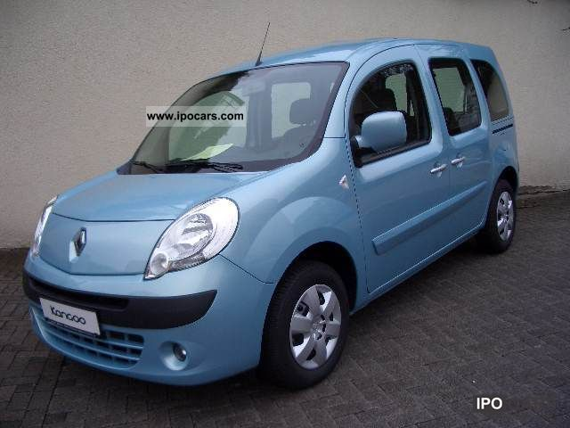 Renault Kangoo 1.6 2011 photo - 3
