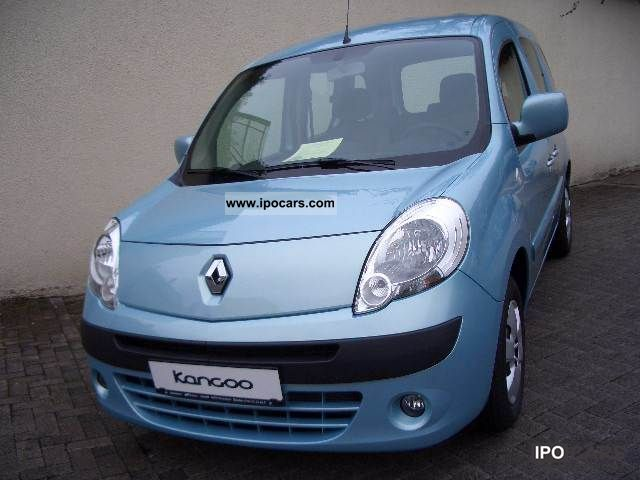 Renault Kangoo 1.6 2011 photo - 4