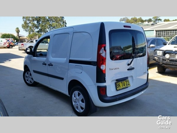 Renault Kangoo 1.6 2011 photo - 5